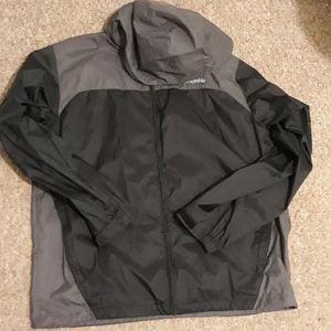 Columbia raincoat/windbreaker